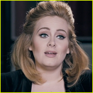 Adele Cried Her Eyes Out When She Heard 'Hello' on the Radio