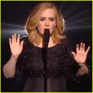 Adele Performs 'Hello' at NRJ Music Awards 2015 (Full Video)