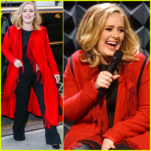 Adele Pranks Fans By Entering Adele Impersonator Contest