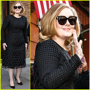 Adele Reveals How Motherhood Affected Her Songwriting