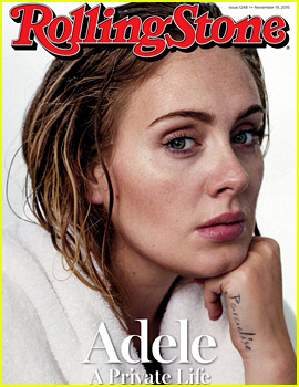 Adele Talks Boyfriend Simon Konecki, Having a Squad (with Rihanna Involved) & More in 'Rolling Stone'!