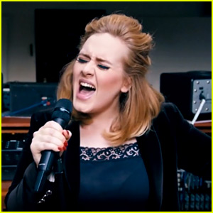 Adele Sings New Song 'When We Were Young' - Watch Now!