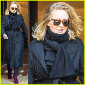 Adele Gets Real About Body Image Issues - Listen Now!