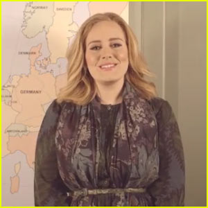 Adele Tour Dates 2016 Announced -