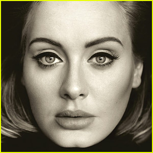 Adele's '25' Album Sales On Track to Break All-Time Record