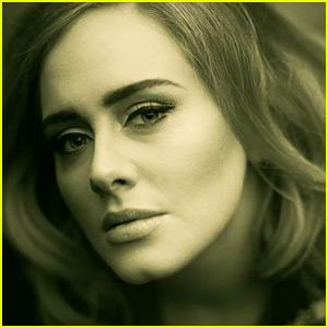 Adele's 'Hello' Breaks More Records in Fifth Week at #1