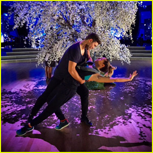 Allison Holker Talks About Her Emotional Week in 'Dancing With the Stars' Week Eight Blog!