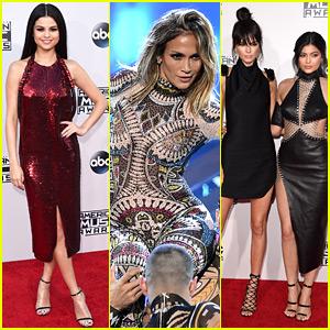 AMAs 2015 - Full American Music Awards Coverage!