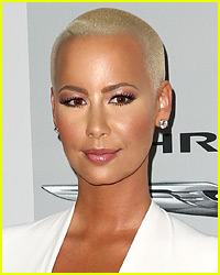 Amber Rose Just Wore the Same Dress as Caitlyn Jenner