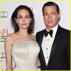 Angelina Jolie on Marriage to Brad Pitt: 'We Have Fights & Problems Like Any Other Couple'