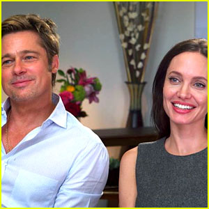 Angelina Jolie & Brad Pitt Open Up in 'Today' Interview (Video)