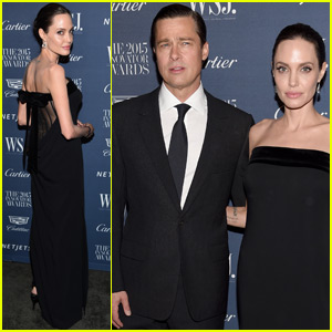 Angelina Jolie Reveals She Got Married to Brad Pitt Sitting Down