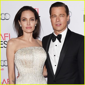 Angelina Jolie Talks 'Awkward' Love Scenes With Brad Pitt