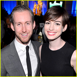 Anne Hathaway Is Pregnant, Expecting First Child with Adam Shulman!