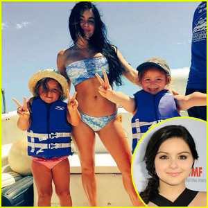 Ariel Winter Fires Back After Bikini Pic Brings Out Body Shamers