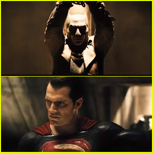 'Batman v Superman' New Teaser Footage Shows Their Intense Rivalry - Watch Now!