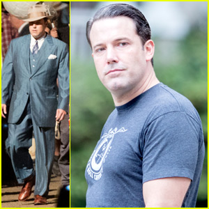 Ben Affleck Looks Really Different Without a Beard!