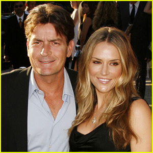 Charlie Sheen's Ex Brooke Mueller Confirms She & Her Twin Sons Don't Have HIV