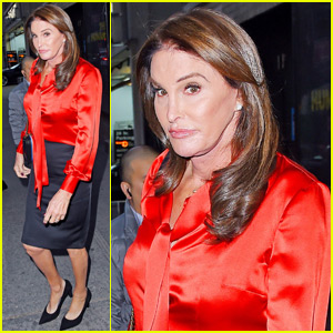 Caitlyn Jenner Checks Out 'Thérèse Raquin' on Broadway!