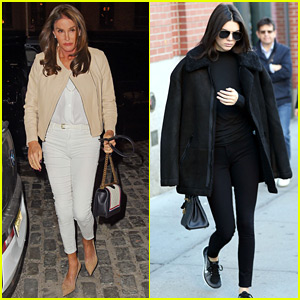 Caitlyn & Kendall Jenner Step Out Before Their Big Days!