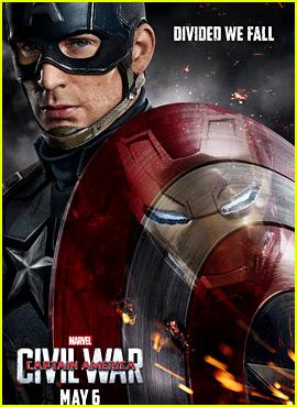 'Captain America: Civil War' Teaser Trailer - WATCH NOW!