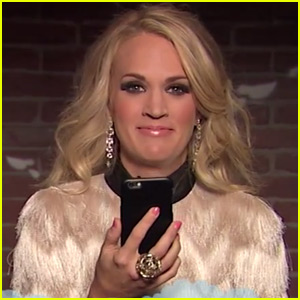 Carrie Underwood & More Country Stars Read Mean Tweets on 'Jimmy Kimmel' - Watch NOW!