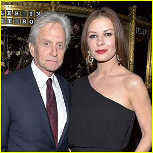 Catherine Zeta-Jones Writes Sweet Anniversary Note for Michael Douglas