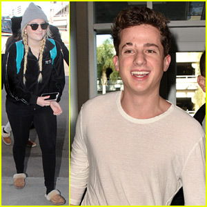 Charlie Puth Further Explains His Meghan Trainor AMAs Make Out Session!