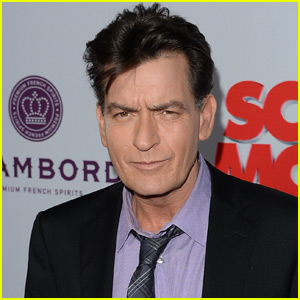 Charlie Sheen Will Reportedly Pen Memoir About HIV Diagnosis