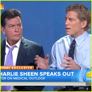 Charlie Sheen's Doctor Confirms He Doesn't Have AIDS: 'He Is Healthy' (Video)