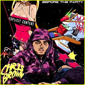 Chris Brown Drops 'Before the Party,' 34-Track Mixtape ft. Rihanna, Wiz Khalifa & More!