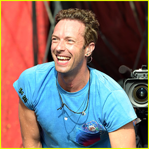 Chris Martin Feels 'Happy to Be Alive' After Gwyneth Paltrow Split