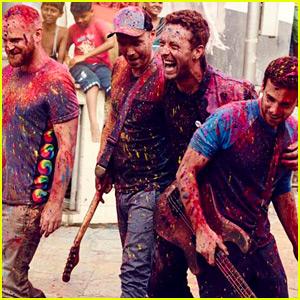Coldplay: 'Adventure Of a Lifetime' Full Song & Lyrics - LISTEN!