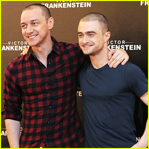 James McAvoy & Daniel Radcliffe Take 'Victor Frankenstein' To Mexico City
