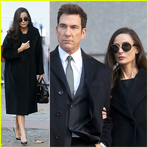Demi Moore & Dylan McDemott Go 'Blind' in NYC
