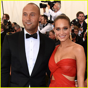 Derek Jeter Confirms He's Engaged to Hannah Davis!