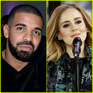 Drake Responds to Adele's Request for a 'Hotline Bling' Duet