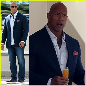 Dwayne Johnson Proves That One Size Doesn't Always Fit All