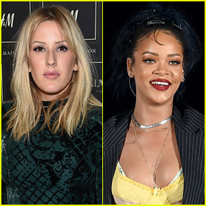 Ellie Goulding Replaces Rihanna as Victoria's Secret Fashion Show 2015 Performer