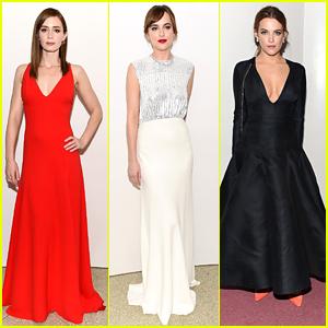 Emily Blunt & Dakota Johnson Are the Guggenheim's Glam Gala Gals!