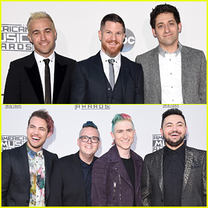 Fall Out Boy & Walk the Moon Hit the AMAs 2015!