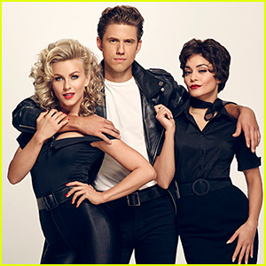 'Grease: Live' First Photos Revealed: See Vanessa Hudgens, Julianne Hough, & Aaron Tveit!