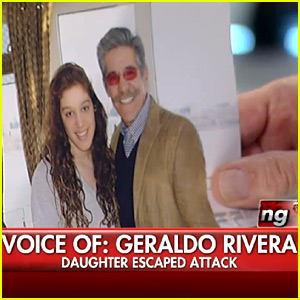 Geraldo Rivera's Daughter Survives Paris Attacks, Calls Dad on Live TV (Video)