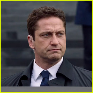 Gerard Butler Is Back in Action for 'London Has Fallen' Trailer!