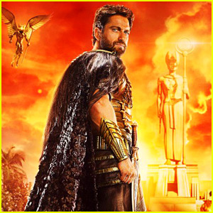 Gerard Butler's 'Gods of Egypt' Trailer Debuts - Watch Now!