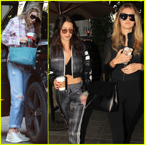 Gigi Hadid Hangs With Sis Bella After Zayn Malik Dating Rumors