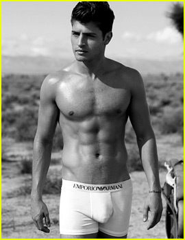 Gregg Sulkin Leaves Nothing to the Imagination in His Sexiest Photo Shoot Yet!