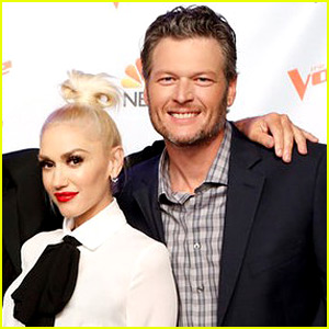 Gwen Stefani & Blake Shelton Wrote a Country Song Together!