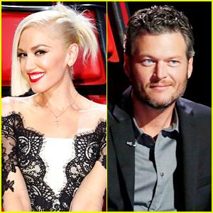 Gwen Stefani & Blake Shelton Fuel Dating Rumors in These New PDA Pics