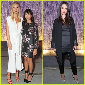 Gwyneth Paltrow & Rashida Jones Celebrate First-Ever RH Modern Gallery Unveiling!